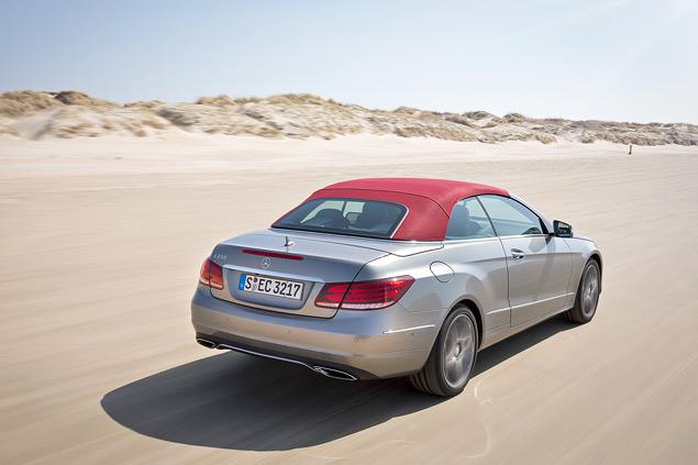 Расслабляемся за рулем обновленных купе и кабриолета Mercedes-Benz E-класса. Фото 7