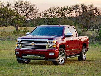 Chevrolet построит конкурента внедорожному пикапу Ford