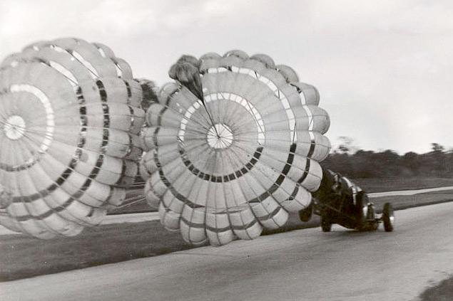 История рекордов скорости на суше: часть вторая. Фото 3