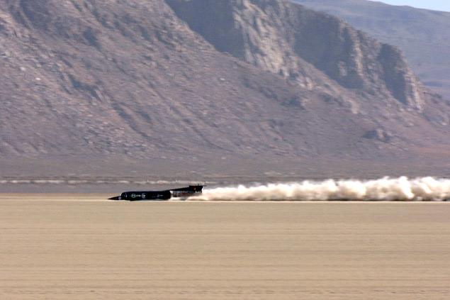 История рекордов скорости на суше: часть вторая. Фото 12