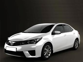 Фотографии Toyota Corolla нового поколения попали в Сеть