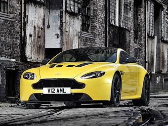 Aston Martin рассекретил быстрейшую модель в своей истории