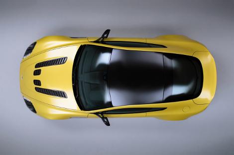 Купе V12 Vantage S сможет разгоняться до 330 километров в час. Фото 3