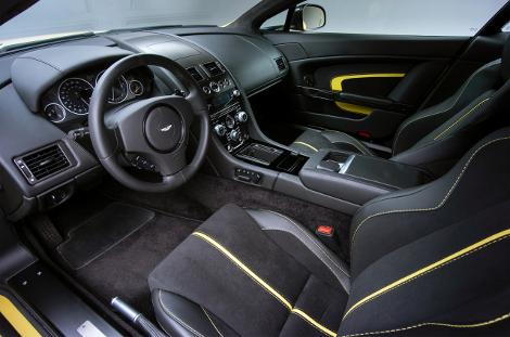 Купе V12 Vantage S сможет разгоняться до 330 километров в час. Фото 4