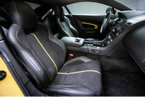 Купе V12 Vantage S сможет разгоняться до 330 километров в час. Фото 5