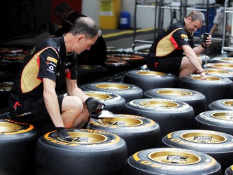 Введение новых шин на Гран-при Канады отменили