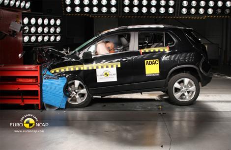 Только две машины из четырех получили максимальную оценку в пять звезд. Фото 1