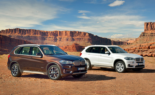 Компания BMW представила X5 нового поколения