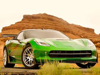 """В четвертых """"Трансформерах"""" снимутся Bugatti Veyron и Chevrolet Corvette"""