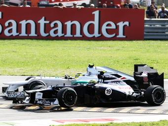 Команда Williams подтвердила отказ от моторов Renault