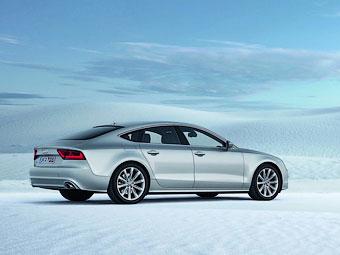Audi переведет хэтчбек A7 на водород