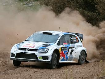 Латвала одержал первую победу в составе Volkswagen