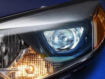 Toyota Corolla обзаведется светодиодными фарами