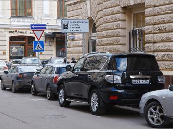 Столица заработает на платных парковках 163 миллиона рублей