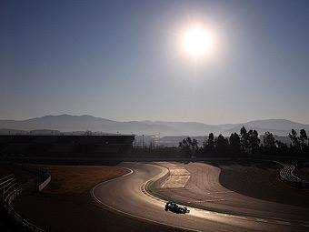 Свидетель тестов Mercedes AMG подтвердил секретный статус испытаний