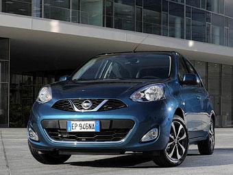 Хэтчбек Nissan Micra научился измерять место для парковки