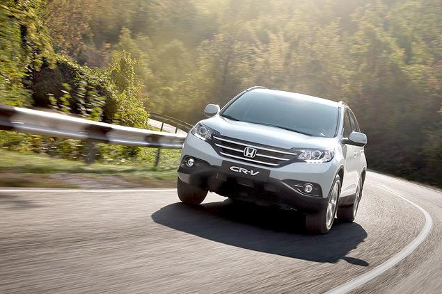Ищем отличия кроссоверов Honda CR-V с моторами 2.0 и 2.4. Фото 3