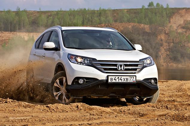 Ищем отличия кроссоверов Honda CR-V с моторами 2.0 и 2.4. Фото 6