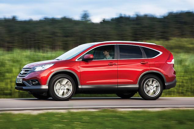 Ищем отличия кроссоверов Honda CR-V с моторами 2.0 и 2.4. Фото 7