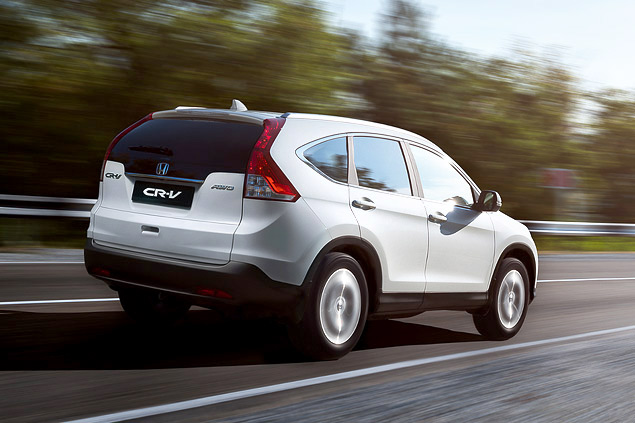 Ищем отличия кроссоверов Honda CR-V с моторами 2.0 и 2.4. Фото 9
