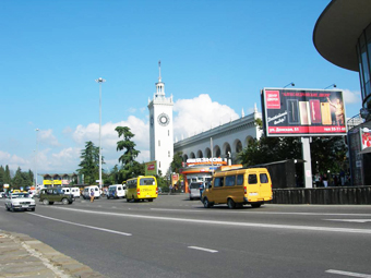 В Сочи запретят въезд иногородним машинам на время Олимпиады