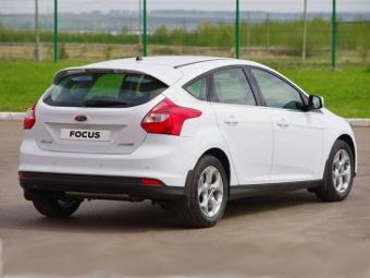 """Ford начал продавать в России """"спортивный"""" Focus"""