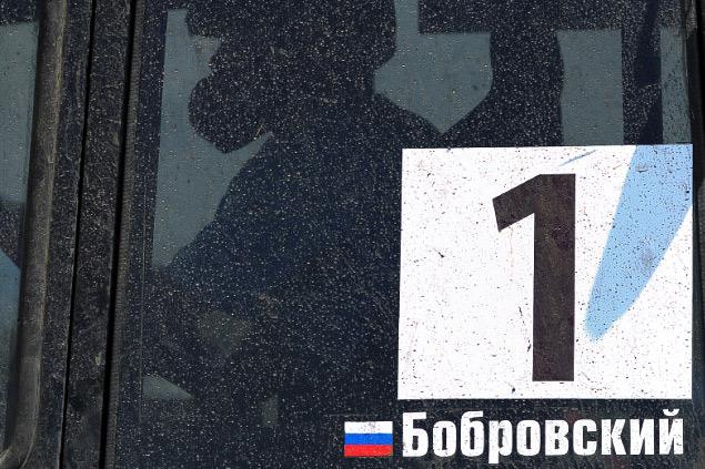В Ростове прошли единственные в стране гонки на сельхозтехнике