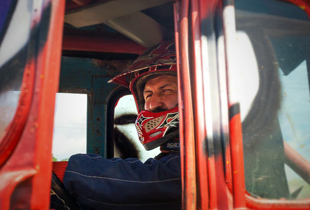 В Ростове прошли единственные в стране гонки на сельхозтехнике. Фото 1