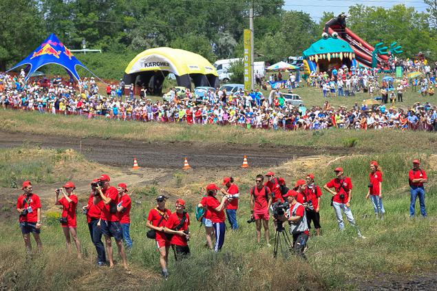 В Ростове прошли единственные в стране гонки на сельхозтехнике. Фото 8