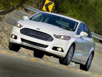 Ford отзовет полмиллиона автомобилей
