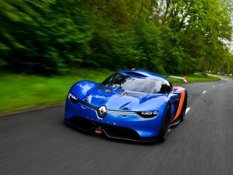 Марка Alpine выпустит конкурентов Porsche 911, Panamera и Cayman