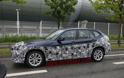 BMW будет выпускать электромобили вместе с Brilliance