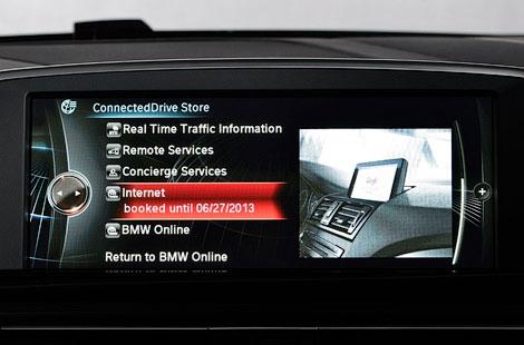 Мультимедийные комплексы BMW оснастят встроенными SIM-картами