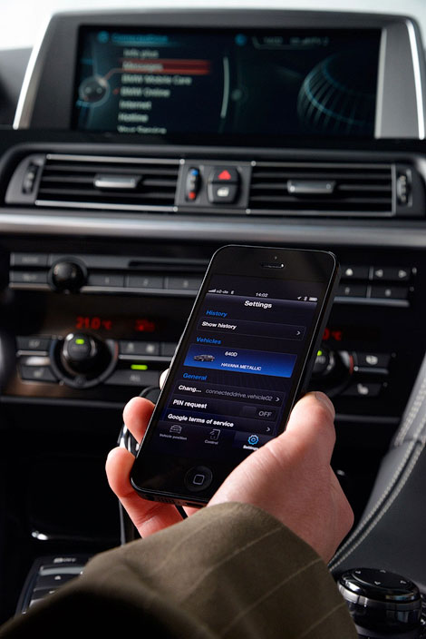 Мультимедийные комплексы BMW оснастят встроенными SIM-картами. Фото 1