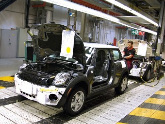 Компания MINI опровергла слухи о сборке автомобилей в Китае