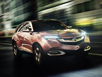 Acura сделает конкурента BMW X1