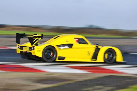 """385-сильный спорткар набирает """"сотню"""" за 2,8 секунды. Фото 1"""