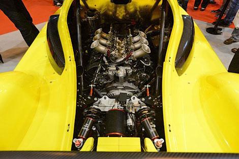 """385-сильный спорткар набирает """"сотню"""" за 2,8 секунды. Фото 2"""