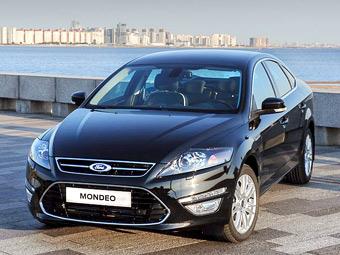 Ford отметил 20-летие Mondeo спецверсией для России