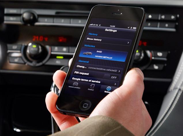 Что нужно знать о системе BMW ConnectedDrive нового поколения. Фото 5