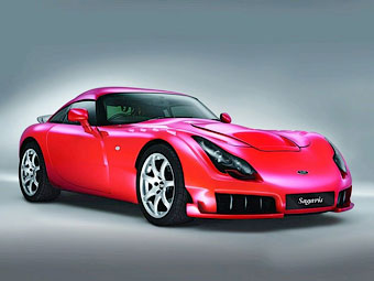 Возрожденная марка TVR покажет новый спорткар через две недели