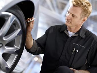 GM будет бесплатно менять местами колеса на машинах клиентов