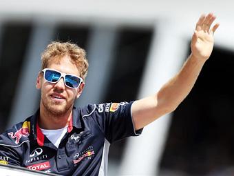 Себастьян Феттель выиграл Гран-при Канады