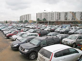 Перехватывающие парковки в Москве оснастят тревожными кнопками
