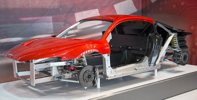 Мини-тест: электрический суперкар Audi R8 e-tron. Фото 10