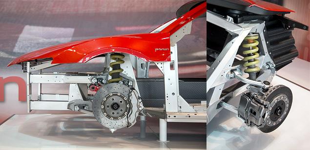 Мини-тест: электрический суперкар Audi R8 e-tron. Фото 15