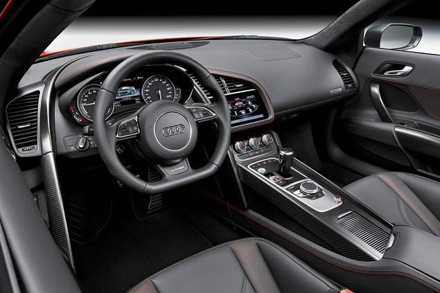 Мини-тест: электрический суперкар Audi R8 e-tron. Фото 16