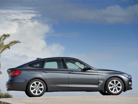 Новинка будет конкурировать с BMW 3-Seires GT. Фото 1