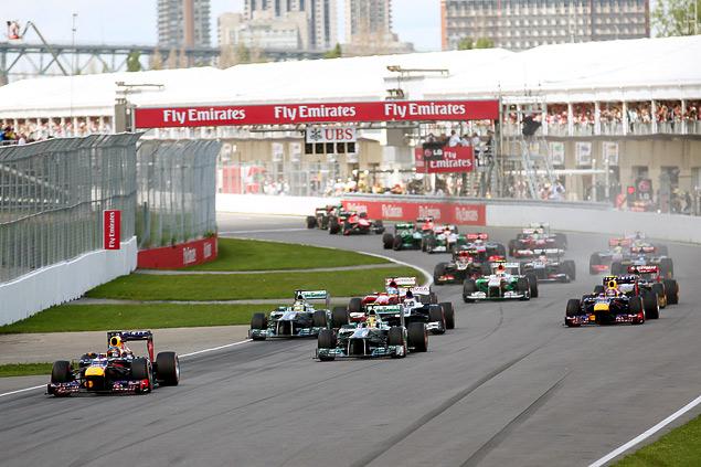 Себастьян Феттель выиграл Гран-при Канады. Фото 2