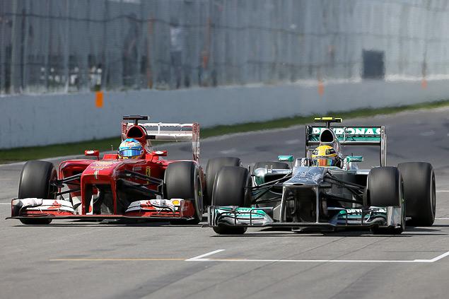 Себастьян Феттель выиграл Гран-при Канады. Фото 3